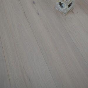 190mm x 15mm Oak White Oiled Click Engineered Wood Flooring