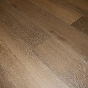 Fumed Oak SPC Engineered Vinyl Click Flooring 180mm x 5mm x 1220mm with underlay