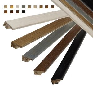 Colour Select Solid Wood End Bar