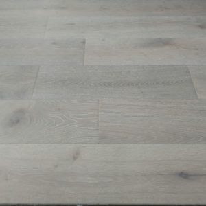 190mm x 14/3mm x 1900mm Harbour Grey Lacquered Rustic Grade Engineered Wood Flooring