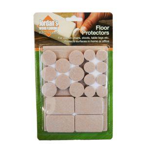 Flooring Protector Pads - Close up