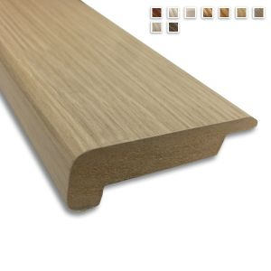 Colour Select Laminate Stair Nosing 1.2m