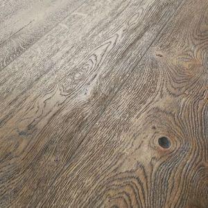 190mm x 15/4mm x 1900mm Putnam Distressed Engineered Oak Flooring Oiled