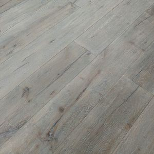190mm x 15/4mm x 1900mm Cape Cod Distressed Engineered Oak Flooring Oiled