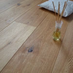 150mm x 14mm Oak Oiled Engineered Wood Flooring