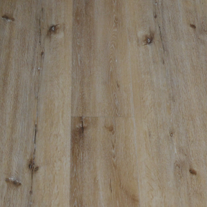 Titan Smoked SPC Long Plank Engineered Vinyl Click Flooring 228mm x 6.5mm x 1524mm