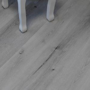 Titan Silver Grey SPC Long Plank Engineered Vinyl Click Flooring 228mm x 6.5mm x 1524mm