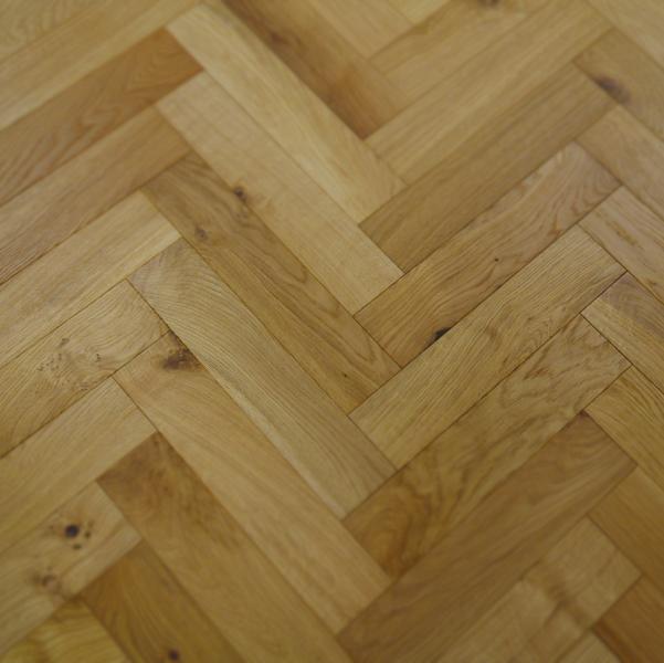 Herringbone Engineered Floorboards