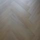 Classic Oak SPC Herringbone Engineered Vinyl Click Flooring 128mm x 6.5mm x 615mm