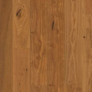 125mm x 18mm Oak Brush & Oiled Engineered Wood Flooring