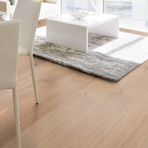190mm x 14mm Unfinished Oak Classic Engineered Wood Flooring