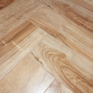 Chateau Oak Herringbone Laminate Flooring 12mm