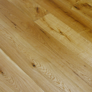 Oak Natural Waxed Oiled 260mm x 15/4mm x 2200mm Engineered Wood Flooring