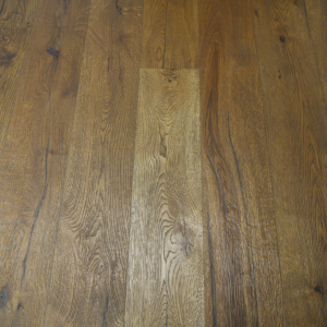 190mm x 20/6mm x 1900mm Antique Light Brown Brushed & Distressed Engineered Oak Flooring Oiled