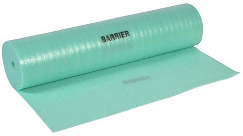 Barrier Polyethylene Foam Underlay with Vapour Barrier 15m2 ...