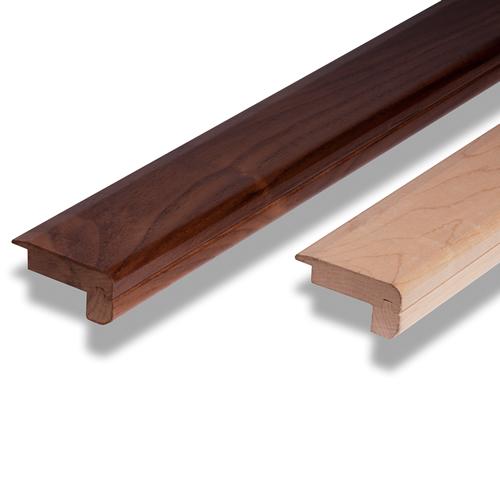 Stair Nosing Profile for Laminate Flooring - 1m length