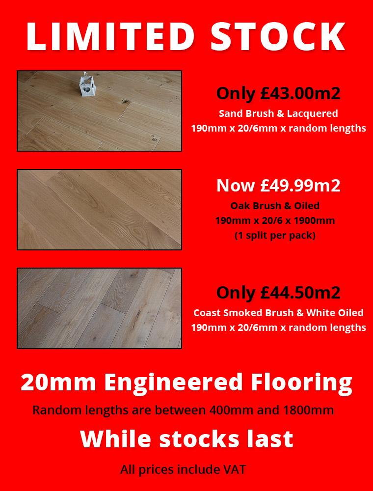 20 Engineering flooring