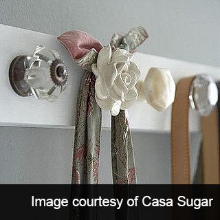 Doorknob Coat Rack