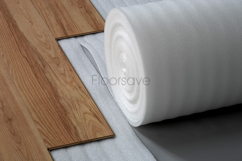 The Advantages Of Poly Foam Underlay, What Is The Best Underlayment For Laminate Flooring On Concrete